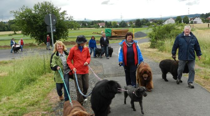Wanderung am 20.06.2015 in Eichenzell
