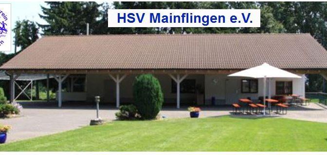 Anton vom Bärenfels beim THS-Herbstturnier des HSV Mainflingen erfolgreich